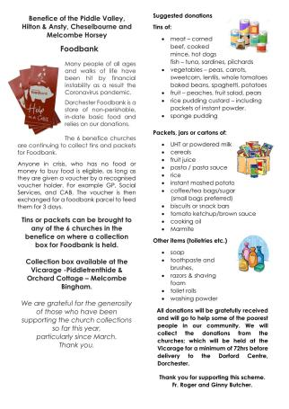 food bank flyer benefice Aug 2020_1